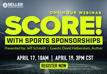 Score! With Sports Sponsorships