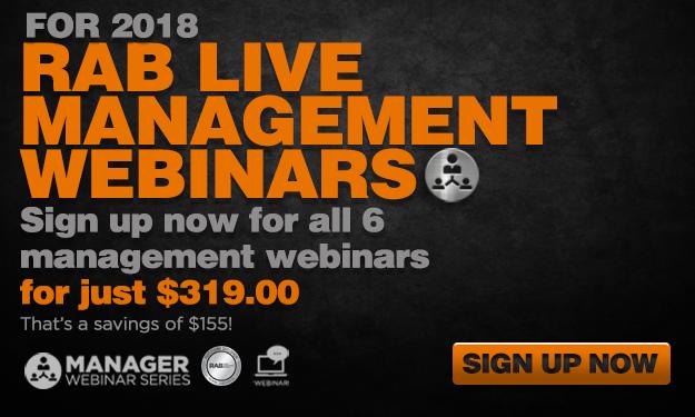 Bulk Pricing MANAGER Webinars