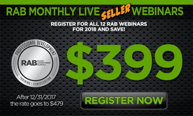Bulk Pricing SELLER Webinars