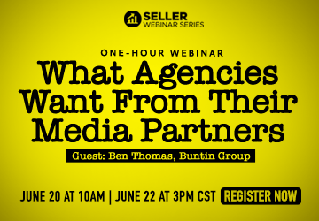 What Agencies Want from Their Media Partners