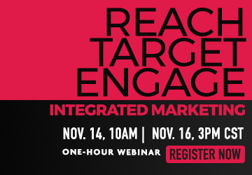 Reach-Target-Engage: Integrated Marketing